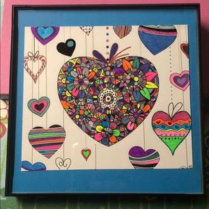 Other - NWOT Handmade Wall or Desk Decor
